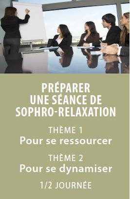 Coach en sophro-relaxation